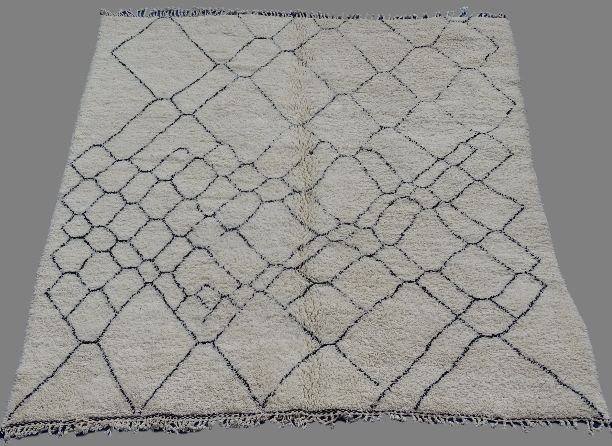 Archive-Sold Beni Ouarain moroccan rugs BO33011 sanders custom made