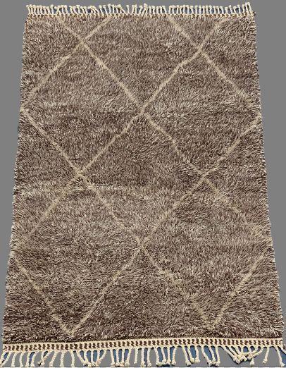 Referenssit Beni Ouarain moroccan rugs BO33019. gabriele
