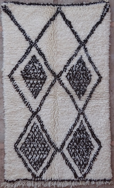 Archive-Sold Azilal and Ourika moroccan rugs AZ32151