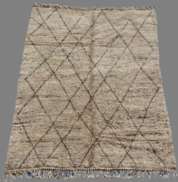 Archive-Sold Beni Ouarain moroccan rugs BO33322
