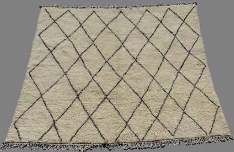 Referenssit Beni Ouarain moroccan rugs BO33323