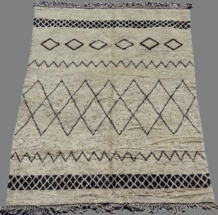 Archive-Sold Beni Ouarain moroccan rugs BO33324 NOMAD INTERIORS