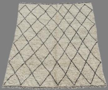 Archive-Sold Beni Ouarain moroccan rugs BO33328. au maroc