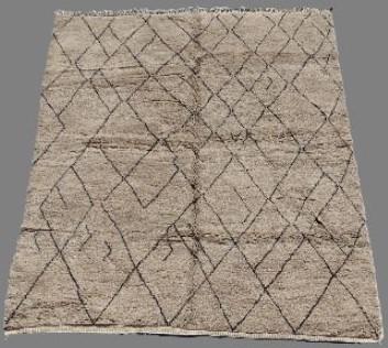 Archive-Sold Beni Ouarain moroccan rugs BO33329