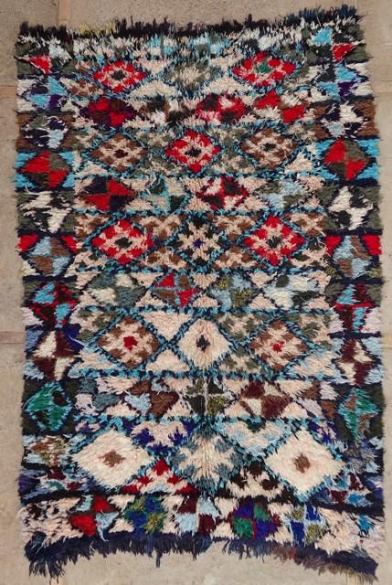 BOUCHEROUITE  moroccan rugs TC34004