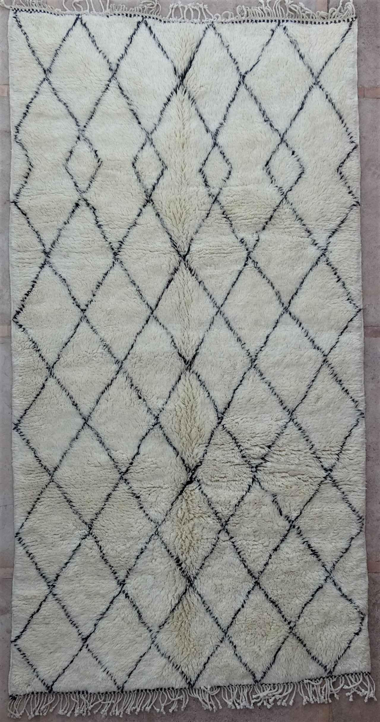Referenssit Beni Ouarain moroccan rugs BO34209
