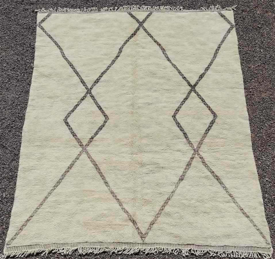 Referenssit Beni Ouarain moroccan rugs BO35192