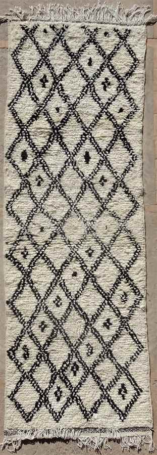Referenssit Azilal and Ourika moroccan rugs AZ35117