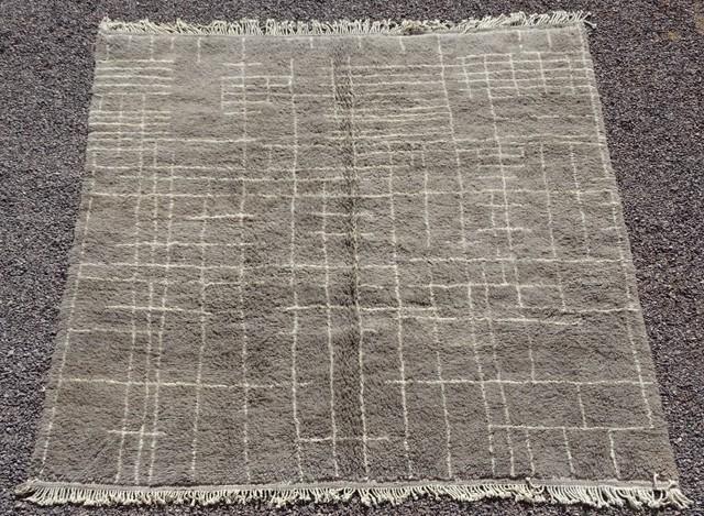 Referenssit Beni Ouarain moroccan rugs BO36065