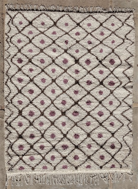 Archive-Sold Azilal and Ourika moroccan rugs AZ36196