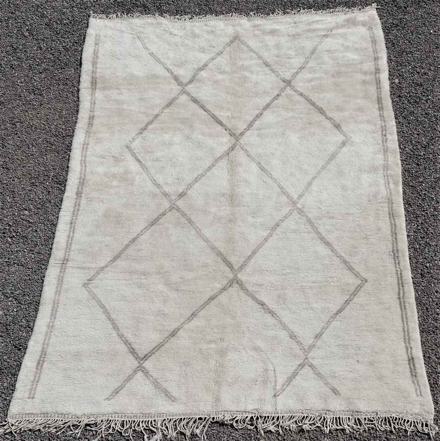 Archive-Sold Beni Ouarain moroccan rugs BO36320