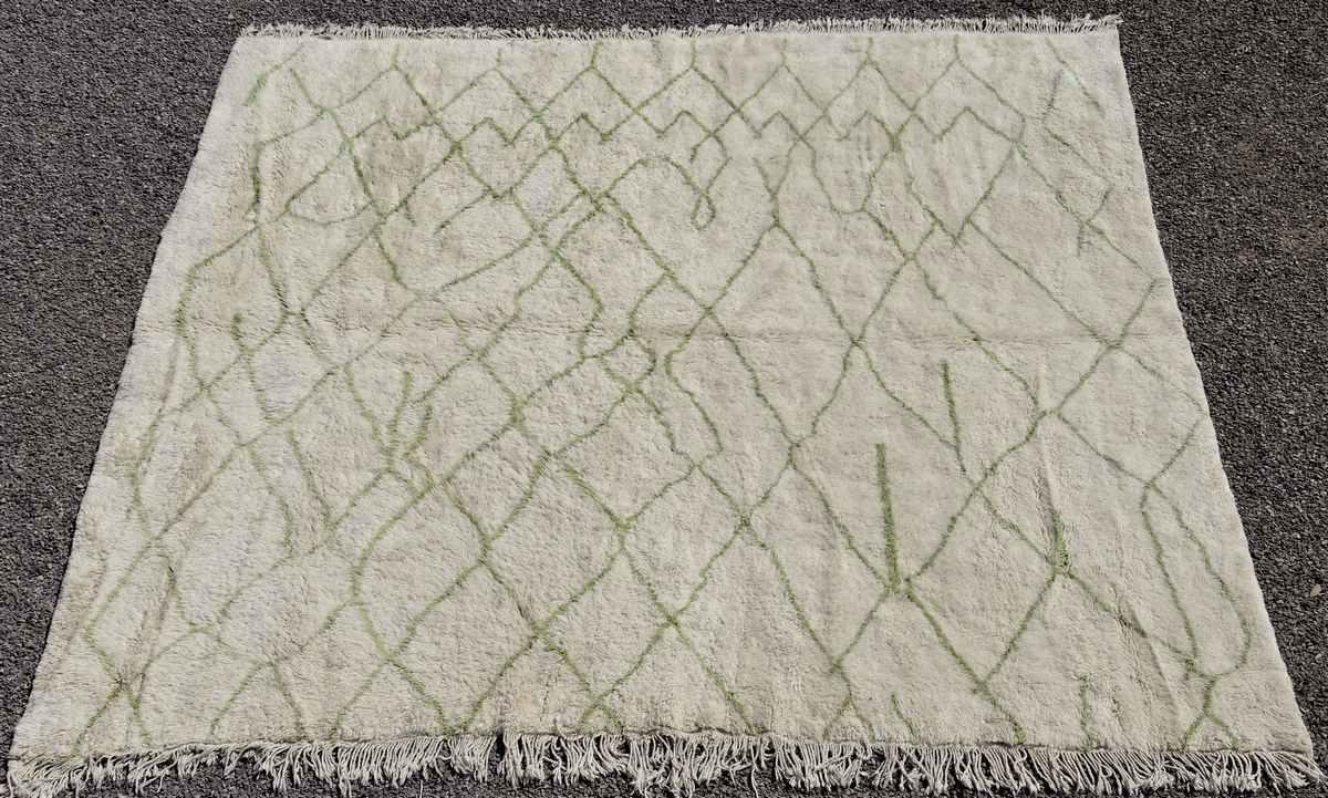 Archive-Sold Beni Ouarain moroccan rugs BO36321 CAROLINE