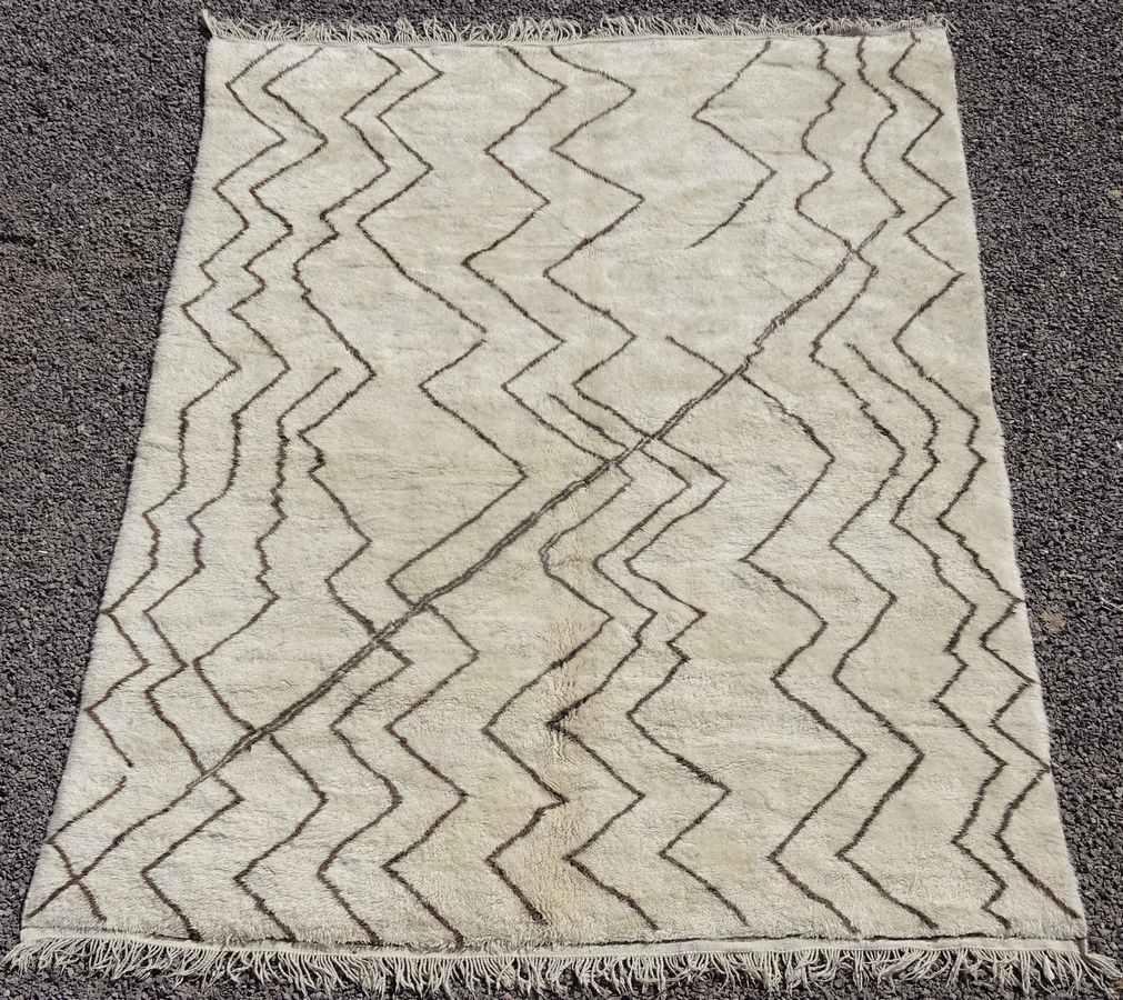 Archive-Sold Beni Ouarain moroccan rugs BO36312  BELOT