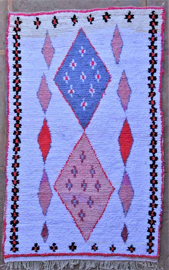 moroccan rugs T37011