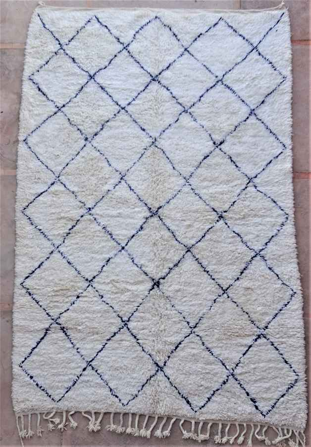 Azilal and Ourika  moroccan rugs AZ37034