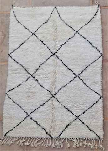 Archive-Sold Beni Ouarain moroccan rugs BO37174/MA benuta