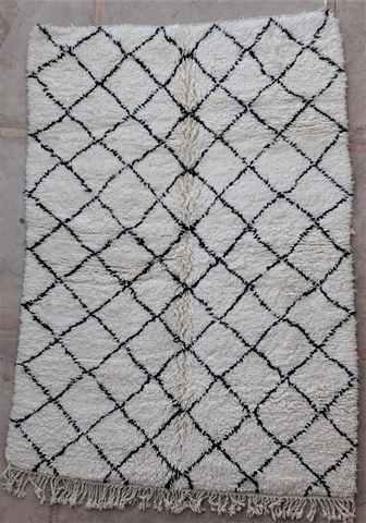 Archive-Sold Beni Ouarain moroccan rugs BO37187 Boglarka Dudinszky