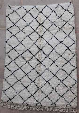 Referenssit Beni Ouarain moroccan rugs BO37187 Boglarka Dudinszky