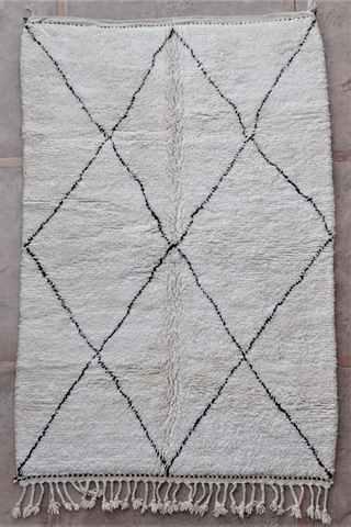 Referenssit Beni Ouarain moroccan rugs BO37188/MA MIRARI