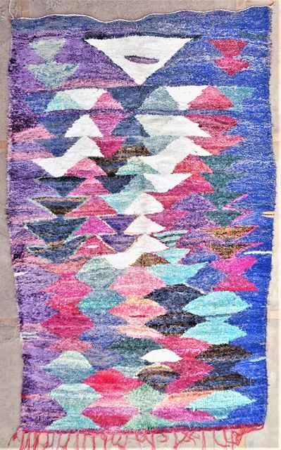 Boucherouite Kilims moroccan rugs KC37272