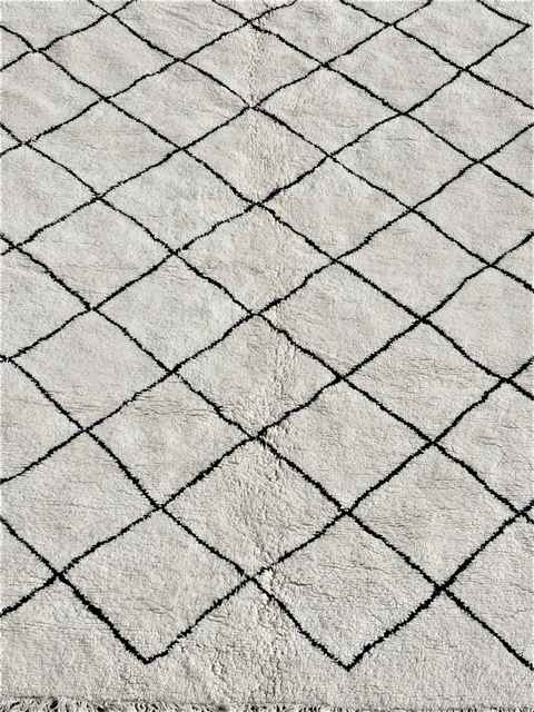 Referenssit Beni Ouarain moroccan rugs 37295 3