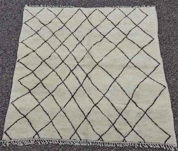 Archive-Sold Beni Ouarain moroccan rugs BO37364 SOPHIE NORTON