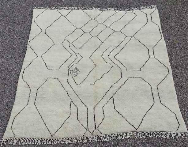 Archive-Sold Beni Ouarain moroccan rugs BO37367