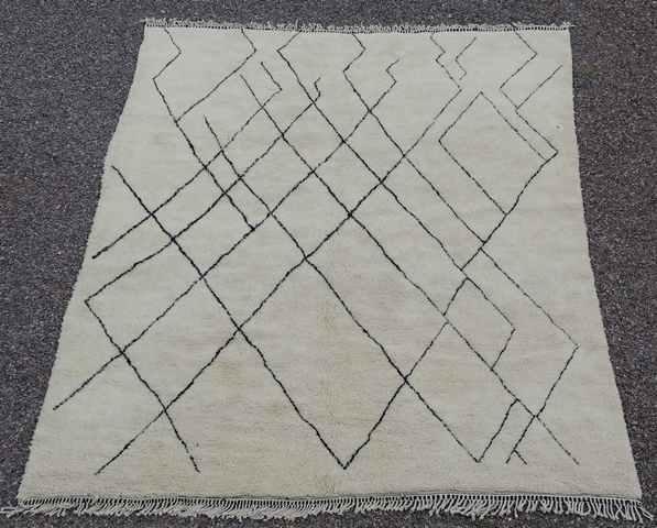 Referenssit Beni Ouarain moroccan rugs BO37368