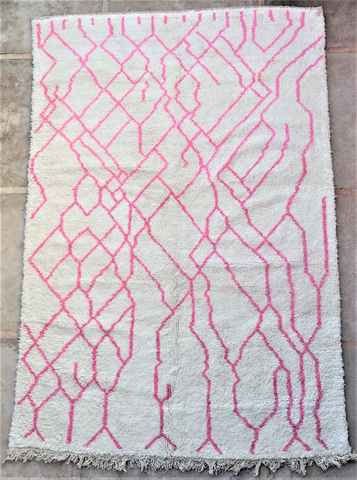 Archive-Sold Beni Ouarain moroccan rugs BO37298/MA reserved Karl Heinz