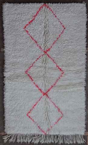 Archive-Sold Beni Ouarain moroccan rugs BO37465/MA