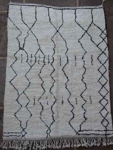Archive-Sold Beni Ouarain moroccan rugs BO37477/MA  515 euros  570 usd