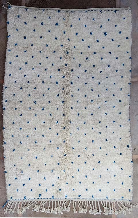Archive-Sold Beni Ouarain moroccan rugs BO38237/MA