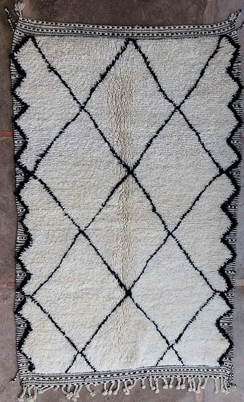Archive-Sold Beni Ouarain moroccan rugs BO38246/MA