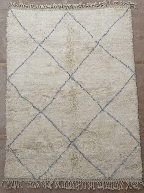 Referenssit Beni Ouarain moroccan rugs BO39019/MA