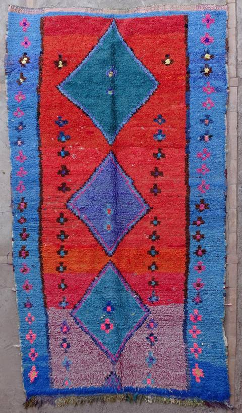 moroccan rugs T39189