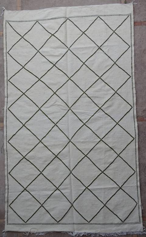 Archive-Sold Beni Ouarain moroccan rugs KBO39249