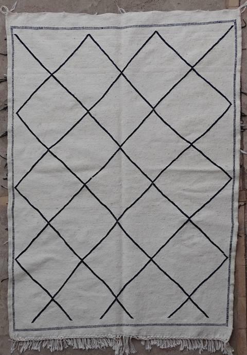Berber rug TTKBO39252  kilim
