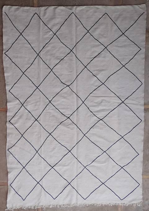 Berber rug LKBO39253  kilim