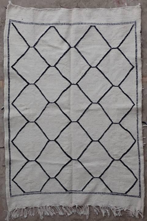 Berber rug TTKBO39256  kilim