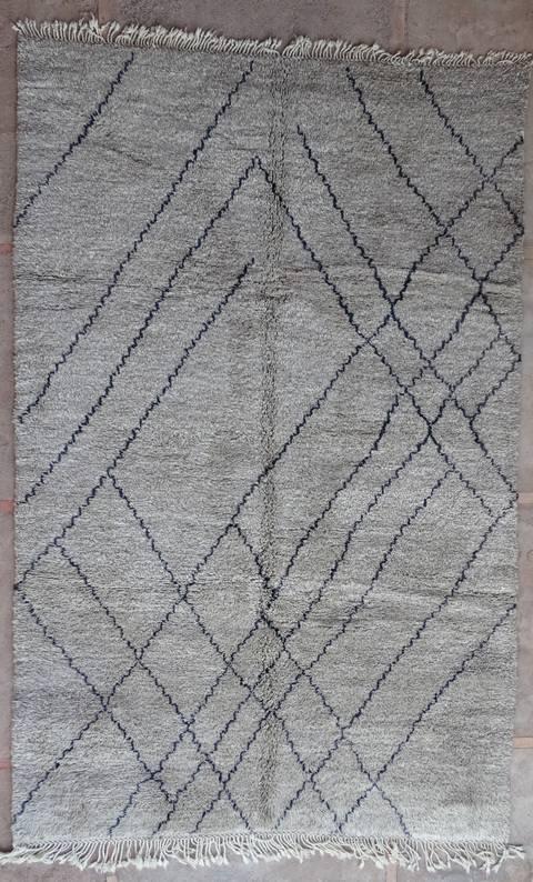 Archive-Sold Beni Ouarain moroccan rugs BO39272