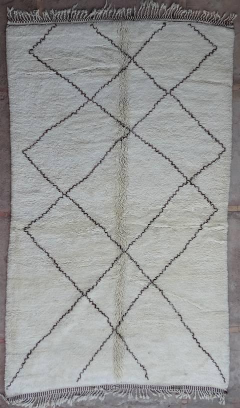 WOOL Rugs - BENI OURAIN Beni Ourain moroccan rugs BO39275