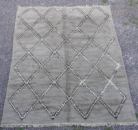 Archive-Sold Beni Ouarain moroccan rugs BO39322