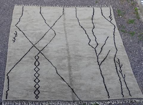 Referenssit Beni Ouarain moroccan rugs BO39325