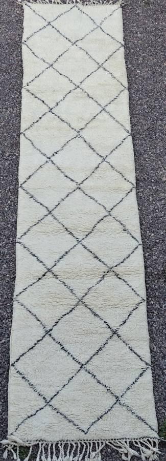 Referenssit Beni Ouarain moroccan rugs BO39326