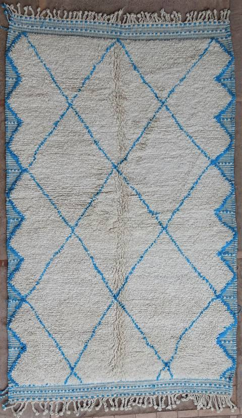 Villamatot – Beni Ouarain Beni Ourain moroccan rugs BO39285/MA