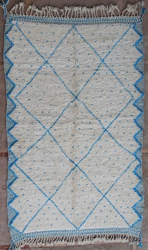 Archive-Sold Beni Ouarain moroccan rugs BO39286/MA-