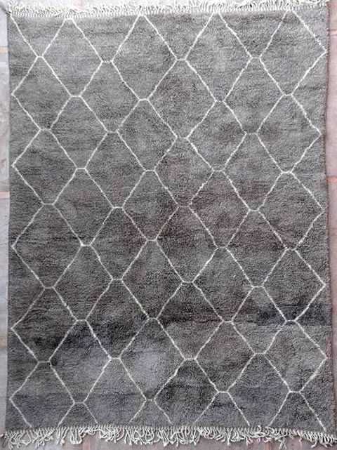 Archive-Sold Beni Ouarain moroccan rugs BO38258
