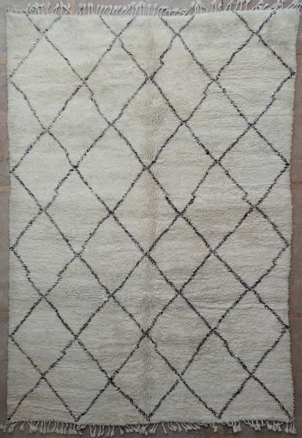 Beni Ouarain  moroccan rugs BO40065