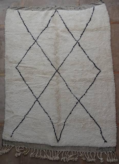Archive-Sold Beni Ouarain moroccan rugs BO40086/MA