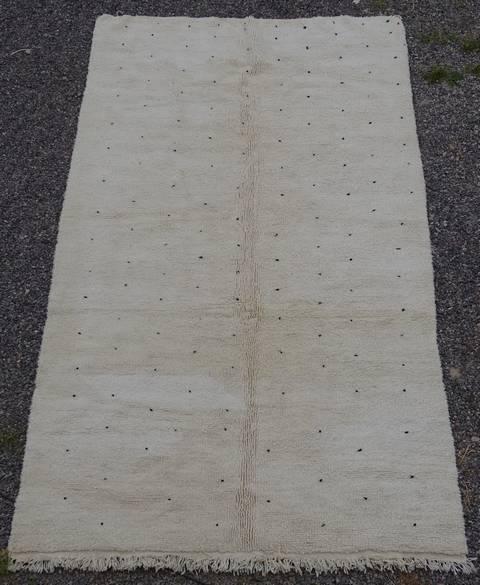 WOOL Rugs - BENI OURAIN Beni Ourain moroccan rugs BO40087/MA-730 € 805 $